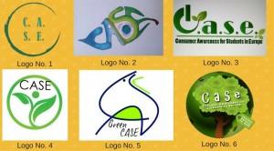 Tarptautinio projekto CASE logotipo konkurso rezultatai