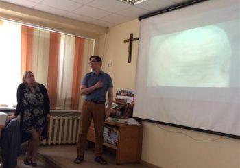 """Paskaitos – diskusijos Druskininkų """"Ryto"""" gimnazijoje"""