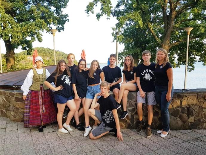 Jaunimo mainų projekto išvyka į Slovakiją