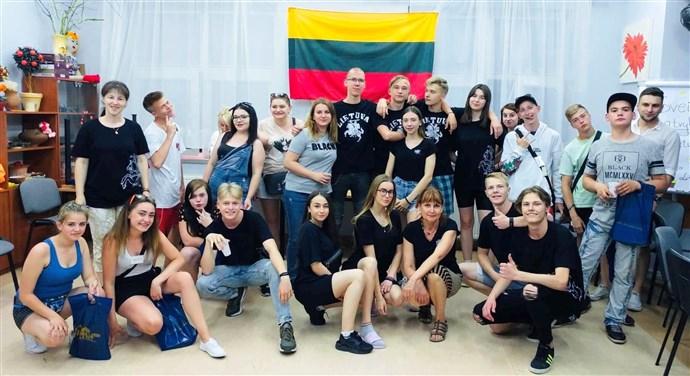 Nauja gimnazistų patirtis dvišaliame projekte Lenkijoje