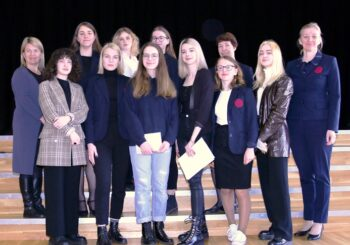 Viešoji įskaita – konferencija gimnazijoje